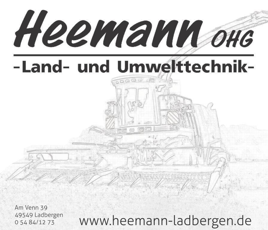 Heemann OHG -- Landtechnik und Umwelttechnik